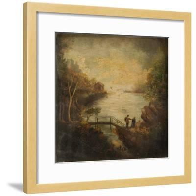 Killarney Castle-Patrick O'Connor-Framed Giclee Print