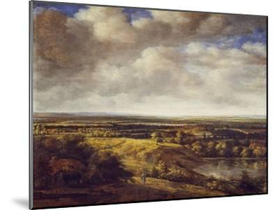 An Extensive Landscape, 1666-Phillips de Koninck-Mounted Giclee Print