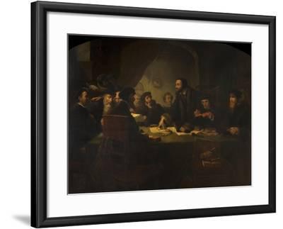 After Darkness, Light, C.1852-Pierre Antoine Labouchere-Framed Giclee Print