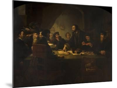 After Darkness, Light, C.1852-Pierre Antoine Labouchere-Mounted Giclee Print