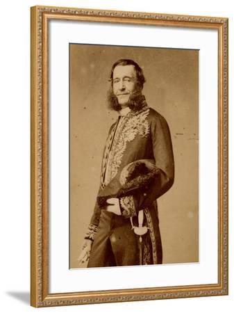 Pierre Adolphe Piorry-Pierre Petit-Framed Giclee Print