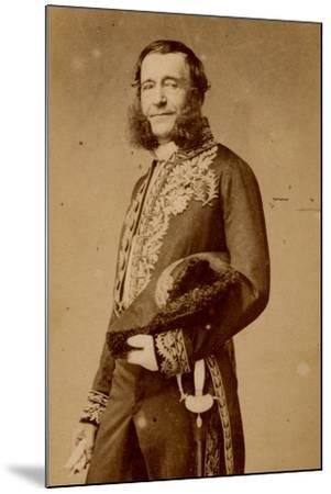 Pierre Adolphe Piorry-Pierre Petit-Mounted Giclee Print