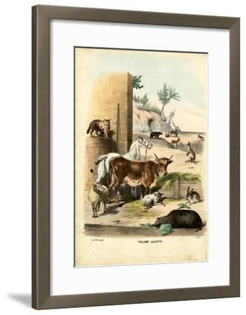 Title Page, 1863-79-Raimundo Petraroja-Framed Giclee Print