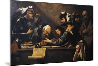 The Fortune Teller-Pietro Della Vecchia-Mounted Giclee Print