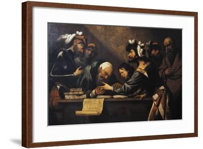The Fortune Teller-Pietro Della Vecchia-Framed Giclee Print