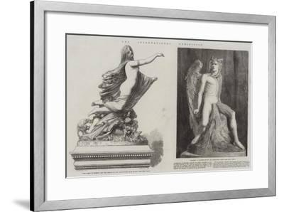 The International Exhibition-R. Dudley-Framed Giclee Print