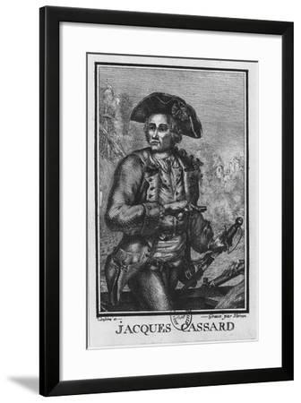 Jacques Cassard- Pierron-Framed Giclee Print