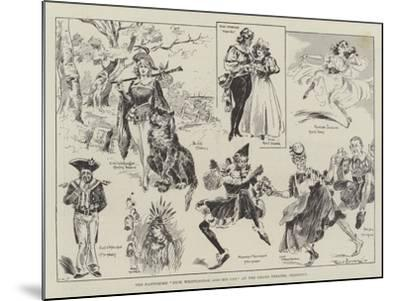 The Pantomime Dick Whittington and His Cat, at the Grand Theatre, Islington-Ralph Cleaver-Mounted Giclee Print