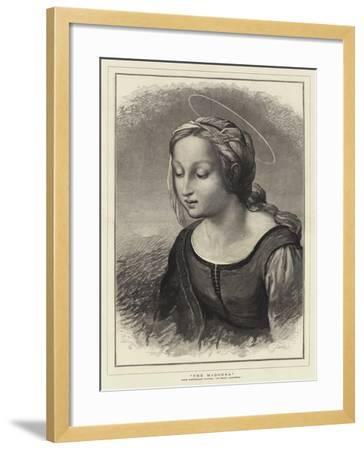 The Madonna-Raphael-Framed Giclee Print