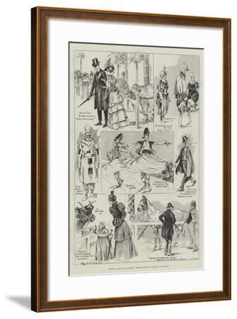 Messers Barnum and Bailey's Greatest Show on Earth at Olympia-Ralph Cleaver-Framed Giclee Print
