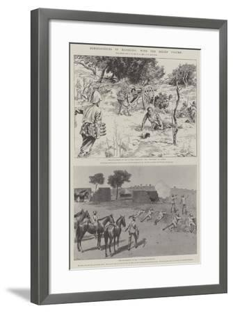 Reminiscences of Mafeking, with the Relief Column-Ralph Cleaver-Framed Giclee Print