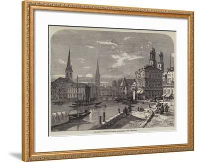 The Peace Conference, Zurich, Switzerland-Richard Principal Leitch-Framed Giclee Print