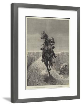 Maruja-Richard Caton Woodville II-Framed Giclee Print