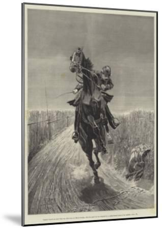 Maruja-Richard Caton Woodville II-Mounted Giclee Print