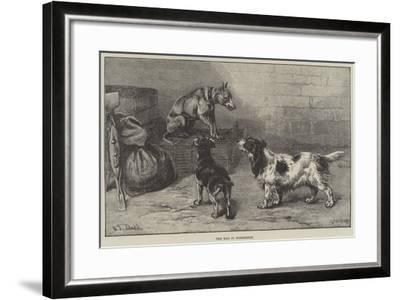 The Man in Possession-S^t^ Dadd-Framed Giclee Print