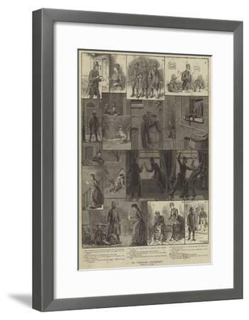 Mr Tompkins' Atonement-S^t^ Dadd-Framed Giclee Print