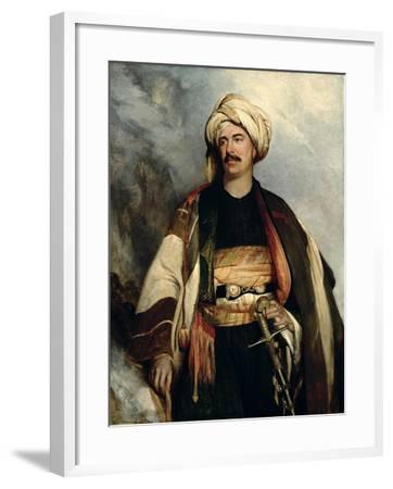 David Roberts (1796-1864), 1840-Robert Scott Lauder-Framed Giclee Print
