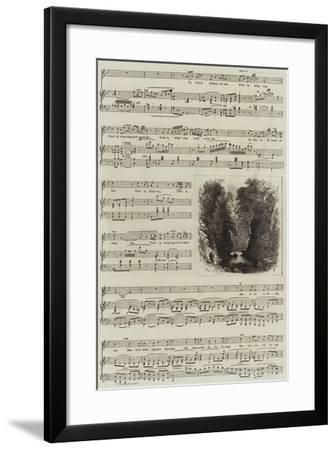 Echo-Samuel Read-Framed Giclee Print