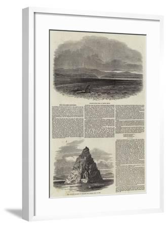 The Culloden Monument-Samuel Read-Framed Giclee Print