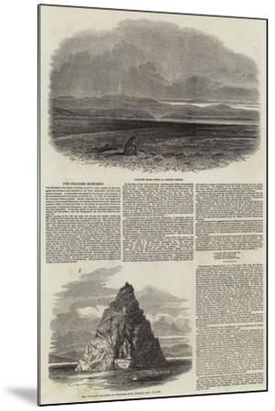 The Culloden Monument-Samuel Read-Mounted Giclee Print