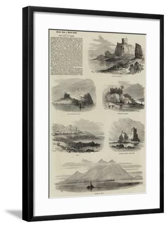 The Land of Lorne-Samuel Read-Framed Giclee Print