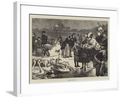 Frozen In-Robert Walker Macbeth-Framed Giclee Print