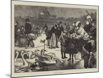 Frozen In-Robert Walker Macbeth-Mounted Giclee Print