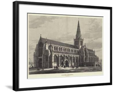 Glasgow Cathedral-Samuel Read-Framed Giclee Print