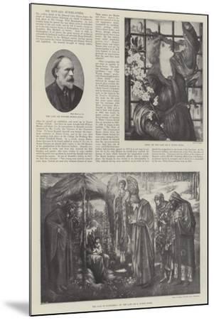 Sir Edward Burne-Jones-Edward Burne-Jones-Mounted Giclee Print