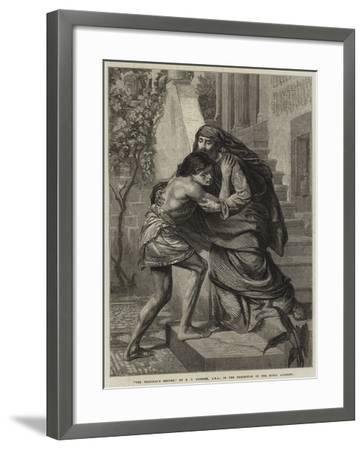 The Prodigal's Return-Sir Edward John Poynter-Framed Giclee Print