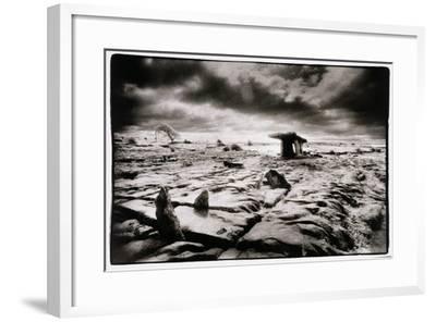 The Burren, Co. Clare, Ireland-Simon Marsden-Framed Giclee Print