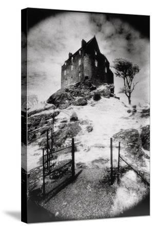 Duntroon Castle, Argyllshire-Simon Marsden-Stretched Canvas Print