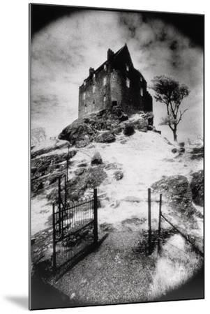 Duntroon Castle, Argyllshire-Simon Marsden-Mounted Giclee Print