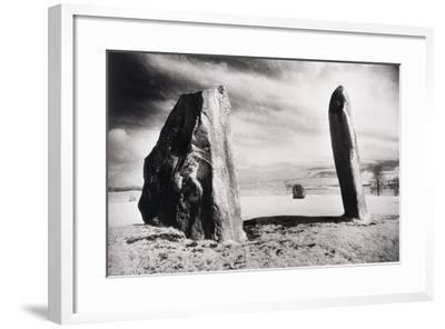 Avebury Stones, Wiltshire-Simon Marsden-Framed Giclee Print