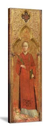 St. Stephen-Sassetta-Stretched Canvas Print