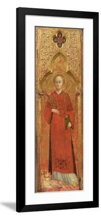 St. Stephen-Sassetta-Framed Giclee Print