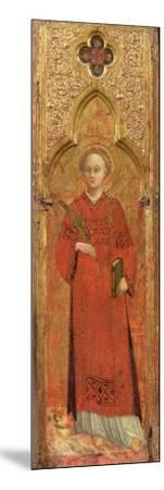 St. Stephen-Sassetta-Mounted Giclee Print