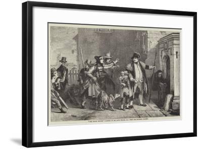 The Parish Beadle-Sir David Wilkie-Framed Giclee Print