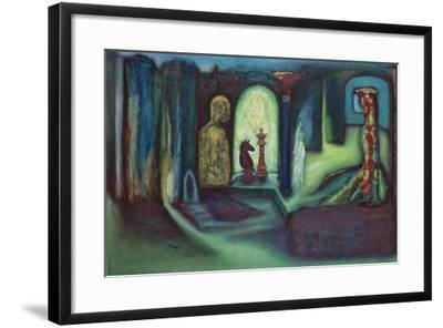 Players, 2004-Stevie Taylor-Framed Giclee Print