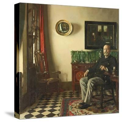 Lewis R. Tomalin, 1909-Sir William Orpen-Stretched Canvas Print