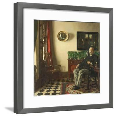 Lewis R. Tomalin, 1909-Sir William Orpen-Framed Giclee Print