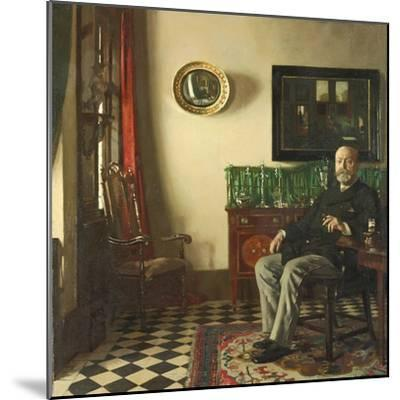 Lewis R. Tomalin, 1909-Sir William Orpen-Mounted Giclee Print