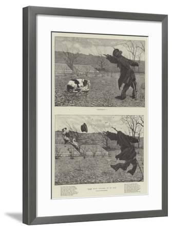 Does Make Cowards of Us All-Stanley Berkeley-Framed Giclee Print