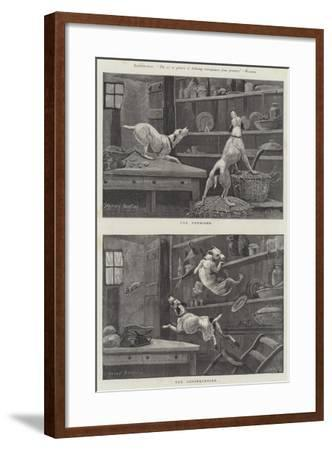 The Premises and the Consequences-Stanley Berkeley-Framed Giclee Print
