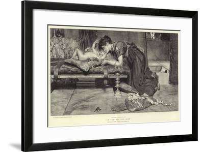 An Earthly Paradise-Sir Lawrence Alma-Tadema-Framed Giclee Print