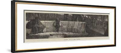 Autumn-Sir Lawrence Alma-Tadema-Framed Giclee Print