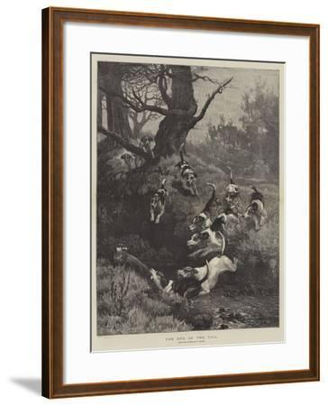 The End of the Tail-Thomas Blinks-Framed Giclee Print