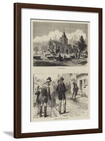 Public Life and Character of Mr Gladstone-Thomas Harrington Wilson-Framed Giclee Print