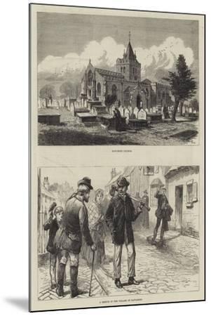 Public Life and Character of Mr Gladstone-Thomas Harrington Wilson-Mounted Giclee Print