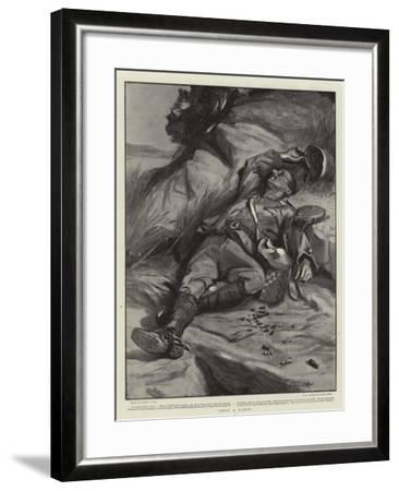 Only a Pawn!-Sydney Prior Hall-Framed Giclee Print